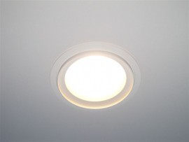 22 Watt LED Utility Downlight