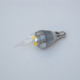 3W DIMMABLE LED Candle Lamp (NT-PE-001001)