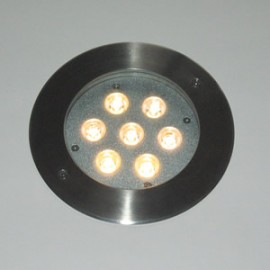 6W Hi-Output LED Inground Uplighter (IG30WW)