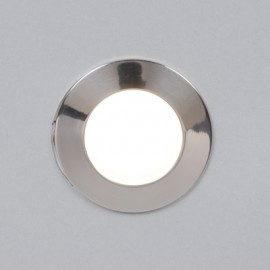 Round Compact LED Step Light (SL01)
