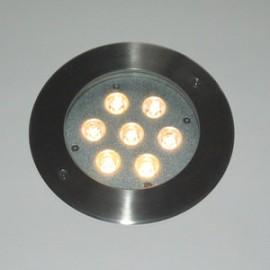 6W Hi-Output LED Inground Uplighter (IG30WW)