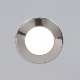 Round Compact LED Step Light (SL01)